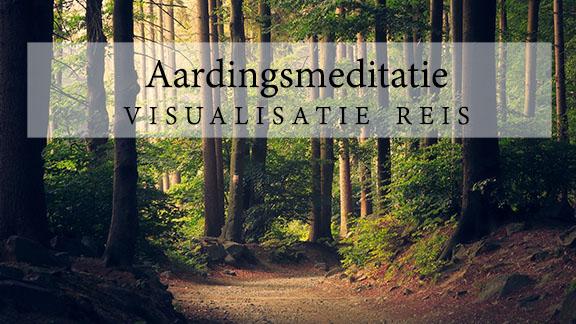 gratis meditatie album - aardingsmeditatie, een visualisatie reis