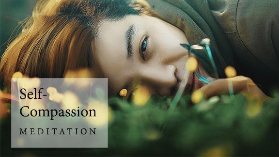 self-compassion meditation - free meditation album